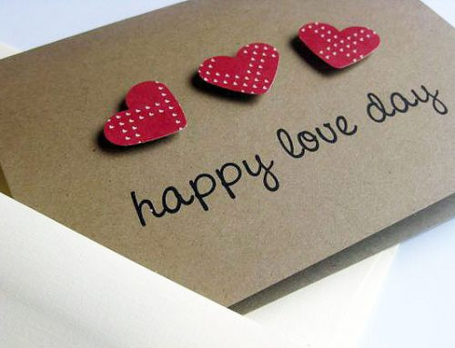 Celebrate your Valentine!