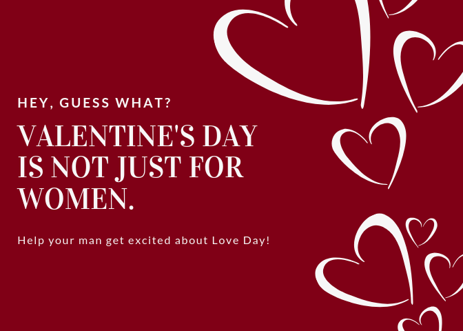 Matchmaker Wisdom: Valentine's Day Is Not Just For Women